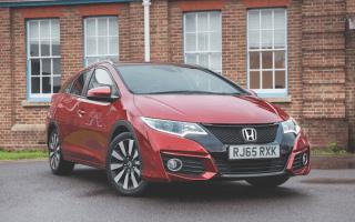 Welcome report: Honda Civic Tourer