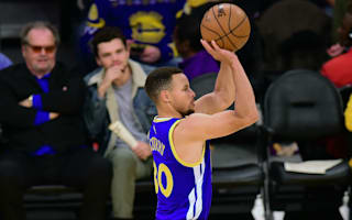 Curry leads Warriors, Pelicans earn first win