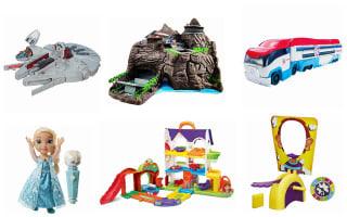 Dream Christmas toys 2015 - the official list