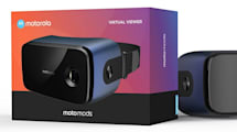 El próximo Moto Mod de Motorola podría ser... unas gafas VR