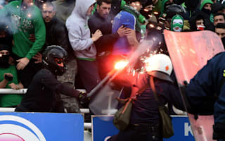Panathinaikos hit with three-point penalty after violence