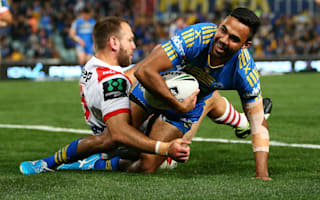 French treble sees Eels bid fond farewell to Pirtek