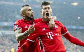 Bayern Munich 5 Arsenal 1: Deja vu as Bundesliga champions bully Wenger's sorry side again
