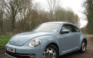 Volkswagen Beetle: First drive review