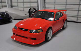 Time-warp Ford Mustang Cobra R goes up for auction