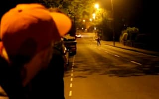 Inline skater sets off speed camera at 40mph