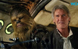 Harrison Ford's jacket from Star Wars sells for £134,270