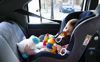 Oh baby! Parents go the distance to get their little ones to sleep