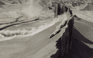 Ken Block returns in stunning slow-mo video
