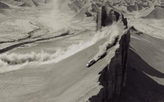 Ken Block returns in stunning slow-mo video