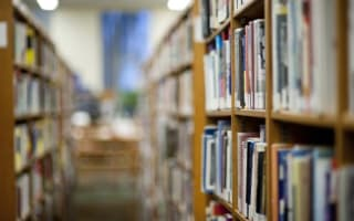 Library book returned after 63 years during fines amnesty