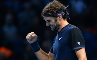 Evergreen Federer has no plans to slow down