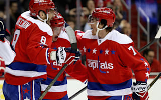 Capitals end Blue Jackets' streak, Wild win