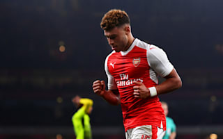 Arsenal 2 Reading 0: Oxlade-Chamberlain brace secures safe passage
