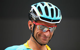 Astana rider Scarponi dies after collision with van