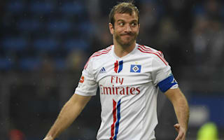 'It's a perfect match' - Van der Vaart signs for FC Midtjylland