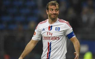 'It's a perfect match' - Van der Vaart signs for FC Midtjylland