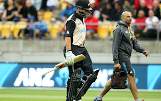 Black Caps batsman Taylor sent for MRI scan on side injury