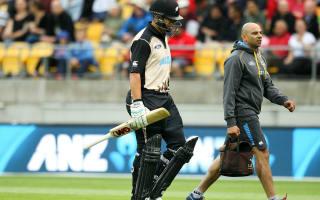 Black Caps batsman Taylor sent for MRI scan on side injury