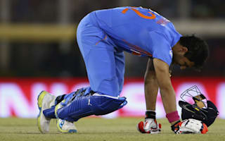 Pandey replaces injured Yuvraj in India squad