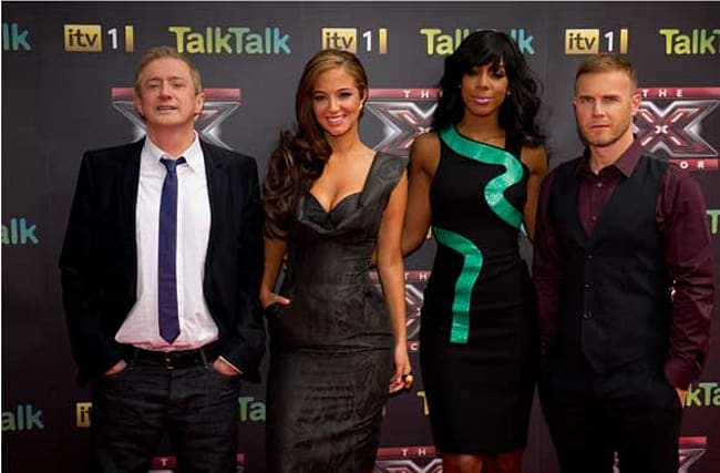 X-Factor boosts tourism