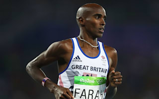 Rio 2016: Brilliant Farah wins 5000m to achieve 'double-double'