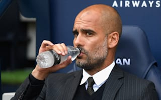Guardiola rejects clean sweep talk