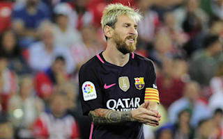 Messi trains ahead of Argentina return