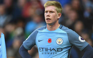 De Bruyne at Manchester City for the long term