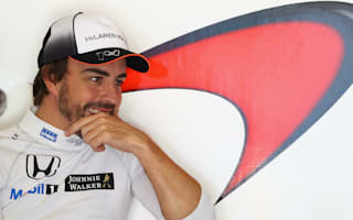 McLaren could end Mercedes dominance - Alonso
