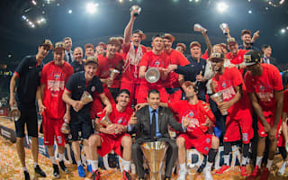 CSKA crowned Euroleague champions