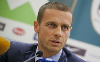 BREAKING NEWS: Ceferin wins UEFA presidential election