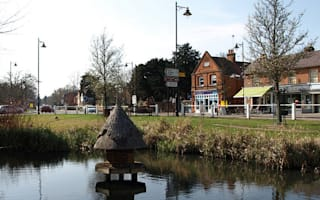 Hart in Hampshire remains Britain's best place to live