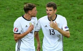 Howedes does not fear Muller