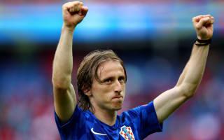 Injured Modric gets Croatia call