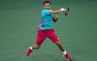 Wawrinka, Thiem cruise as Berdych bows out