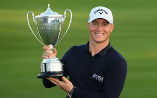 Composed Noren claims British Masters title