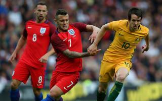 Hodgson upbeat on Wilshere, Henderson fitness