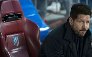 Players corrected my mistakes - Simeone
