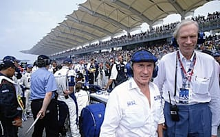 Exclusive interview with Jackie Stewart