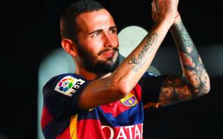 Vidal: I'm ready to play for Barcelona