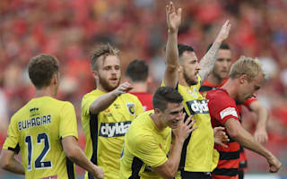 Western Sydney Wanderers 0 Central Coast Mariners 2: O'Donovan double boosts visitors' finals chances