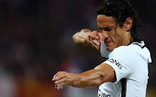 Caen 0 Paris Saint-Germain 6: Cavani hits four-goal blitz in thrashing