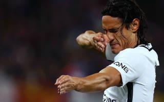 Caen 0 Paris Saint-Germain 6: Cavani hits four-goal blitz in thrashing