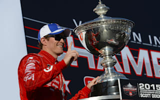 Eye on the prize as IndyCar returns