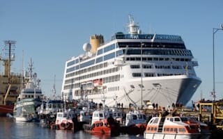 P&amp&#x3B;O Cruises cancels stops at Argentine ports over Falklands