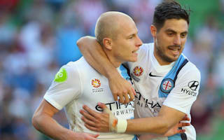 Melbourne City 4 Central Coast Mariners 1: Mooy inspires second-half comeback