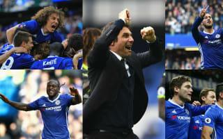 Conte's tactics, Kante's tackles and Costa's temperament: Five key factors that won Chelsea the Premier League