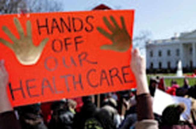 Poll Reveals Americans Disagree With Decision to Replace Obamacare