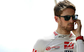 Grosjean to wear helmet with Bianchi tribute in Monaco